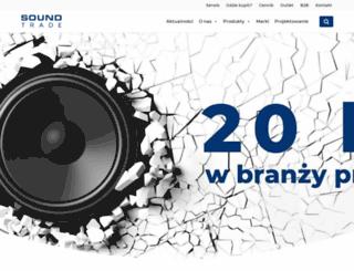 soundtrade.pl screenshot