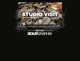 soupgraphix.com screenshot
