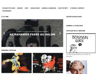 souslajupe.net screenshot