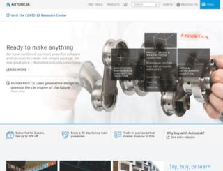 south-apac.autodesk.com screenshot