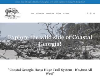 southeastadventure.com screenshot