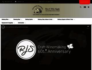 southernhomebrew.com screenshot
