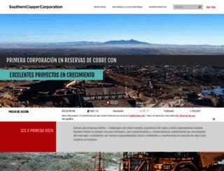 southernperu.com screenshot