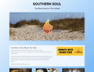 southernsoul.com screenshot