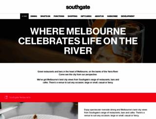 southgatemelbourne.com.au screenshot