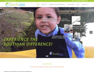 southjan.com screenshot