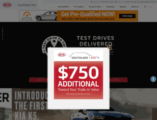 southlakekia.com screenshot