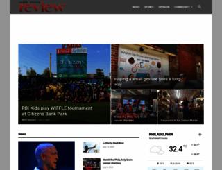 southphillyreview.com screenshot