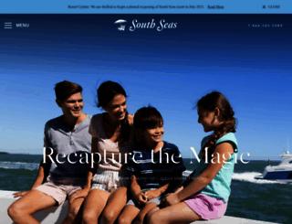 southseas.com screenshot