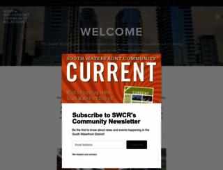 southwaterfront.com screenshot
