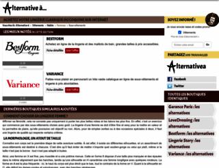 soutifaction.fr screenshot