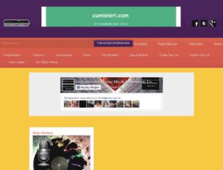 soyluyor.com screenshot