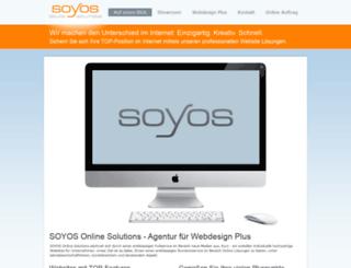 soyos.net screenshot