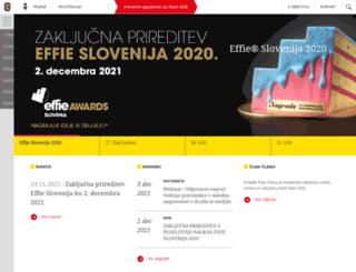 soz.si screenshot