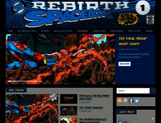 spacebooger.com screenshot