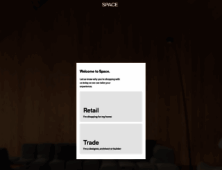 spacefurniture.com.au screenshot