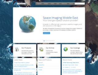 spaceimagingme.com screenshot