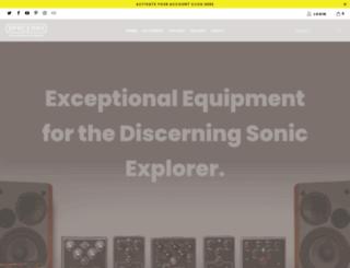 spacemaneffects.com screenshot