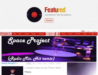 spaceproject.pdj.ru screenshot