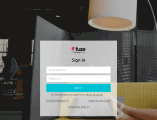 spaces.fuzemeeting.com screenshot