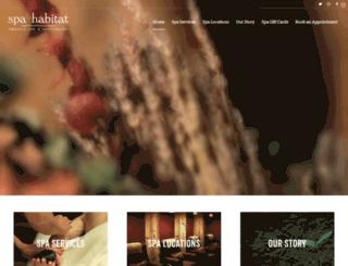 spahabitat.com screenshot