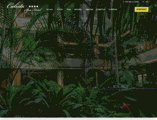 spahotelcalista.com screenshot