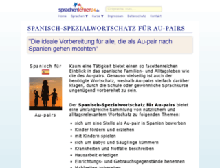 spanien-au-pair-spanisch.online-media-world24.de screenshot