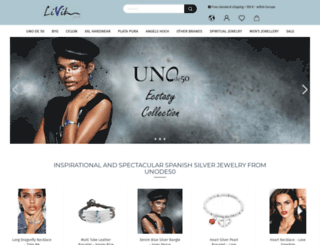 spanish-jewelry.com screenshot