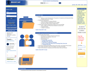 spanish.alumni.net screenshot
