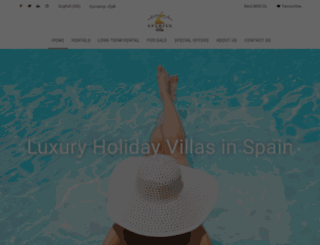 spanish.villas screenshot