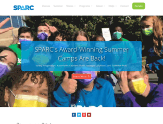 sparconline.org screenshot