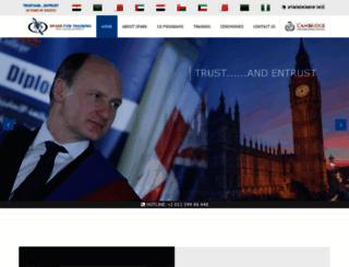 spark-eg.com screenshot