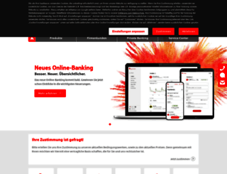 sparkasse-allgaeu.de screenshot