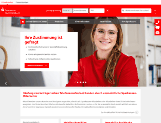 sparkasse-gm.de screenshot
