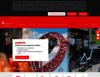 sparkasse-leipzig.de screenshot