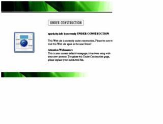 sparkcity.info screenshot