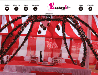 sparknfizz.com screenshot