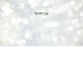 sparrowsweb.com screenshot