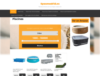 spasmadrid.es screenshot