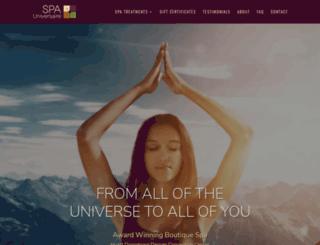 spauniversaire.com screenshot