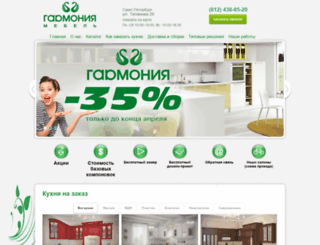 spb-kuhni.ru screenshot