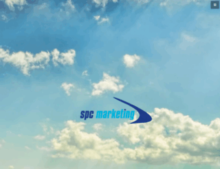 spcmarketing.co.uk screenshot