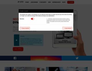 spdns.de screenshot