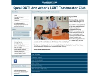 speakout.toastmastersclubs.org screenshot