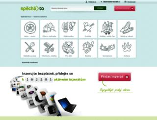 spechato.cz screenshot