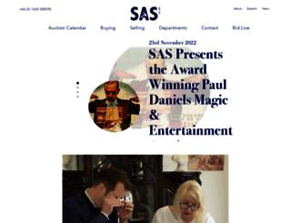 specialauctionservices.com screenshot