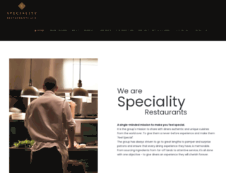 speciality.co.in screenshot