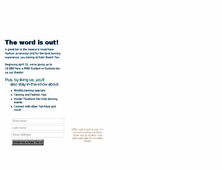 specials.palmbeachtan.com screenshot