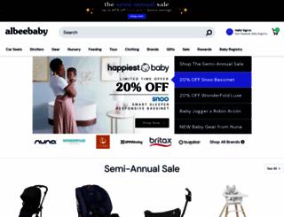 specialtybaby.com screenshot
