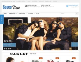 specstime.com screenshot
